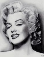Marilyn II by Macca4ever