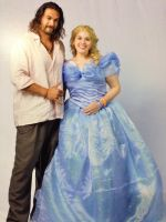 Cinderella and Drogo??? by Selinelle
