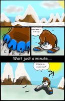 Mission Adventure: Page 1 by bluenose15