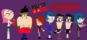 Grojband!First Date by Stinkfly3