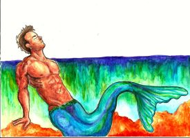 Merman by kelpish