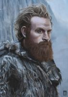Tormund Giantsbane - Game Of Thrones by Russtiel