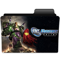 Game Folder - DC Universe Online by floxx001
