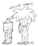 Hello Bart! :3 by shannonxnaruto