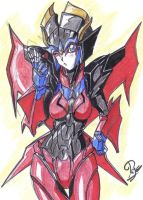 IDW WindBlade by WildMagnus