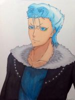 Casual Grimmjow by SLICEGAL