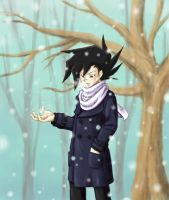 Winter Chazz by KoujiGirl