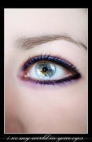 I see my world in your eyes by moro003