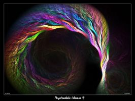 Psychedelic Weave by psion005