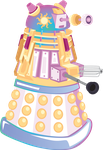 Supreme Dalek Princess by Hellsender