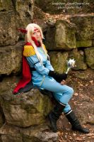 Slayers L-sama cosplay 6 by GreatQueenLina