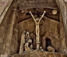 Modern crucifixion by forgottenson1