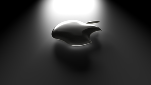 Apple wallpaper by Jonzy