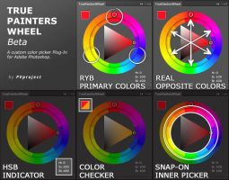 True Painters Wheel Beta by PVproject