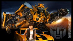 Show Luo and Bumblebee by tanteilisa