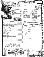 Drajl Character Sheet, Page 2 by InnocentBystander19