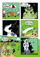 Blinky and Rosco 4 by RKdiaComics