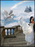 Castle In The Clouds by skinnylittleschizo