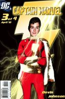 Captain Marvel 1: Shazam by FastestFanAlive