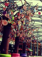 candy tree by Desinger-soul