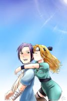 Surprise attack - Request xx-Hana-chan-xx by LizUsui