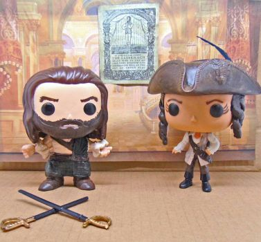 Outlander The Search Claire Murtagh Custom Pops by tool8smart