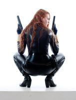 Lisa Black Widow 3a by jagged-eye