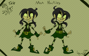 Mia Character sheet by Freakly-Show