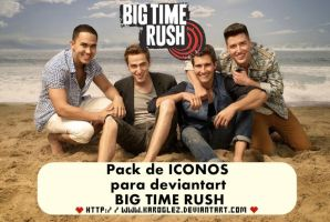 Pack Iconos BTR .ZIP by karoglez