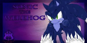 .:SONIC THE WEREHOG:. by wolfs-rain-amanda
