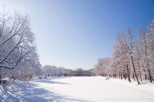 Warsaw Winter Wonderland 3 by SeaWhisper