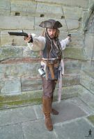 Captain Jack Sparrow Cosplay (42) by masimage
