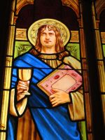 John the Apostle by Elainn