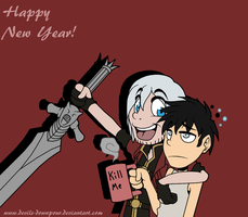 DMC: Happy New Year by Devils-DownPour