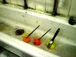 Grime in the Art Rooms by Sivia