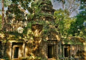 Ta  Prohm 5 by CitizenFresh