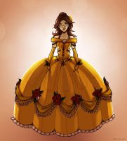 Belle by breyica