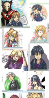iscribble dump by dahae1014