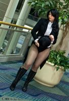 Zatanna Zatara 5 by Insane-Pencil