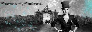 Welcome to my Wonderland... by cease-this-fear