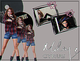 Miley Cyrus - Cant be Tamed by JoseCr97