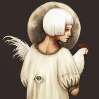 moonchild by space-anney