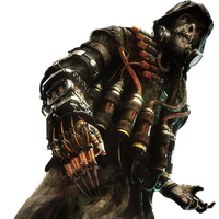 Arkham Knight Scarecrow Render by Franky4FingersX2
