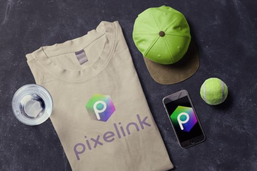 Pixelink mock up 2 by sebartex