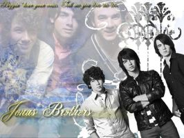 The Jonas Brothers by JoeJonasFans92