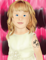 Cutie Tanya by Angie-Andrea
