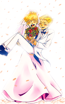 [ Hey, Arnold! ] Newlyweds by Aeveternal