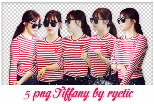 5 png Tiffany by ryetic by Ryetic