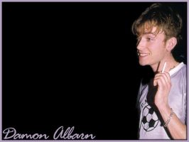 Damon Albarn Wallpaper no.29 by Groteskiprincessa