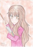 Hermione Granger :) by Sailor-Aria